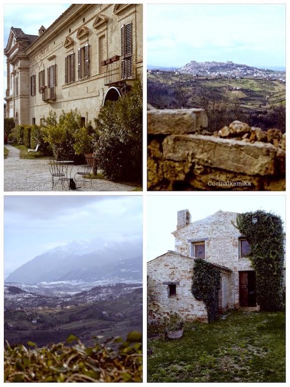 Esterni Castello di Semivicoli