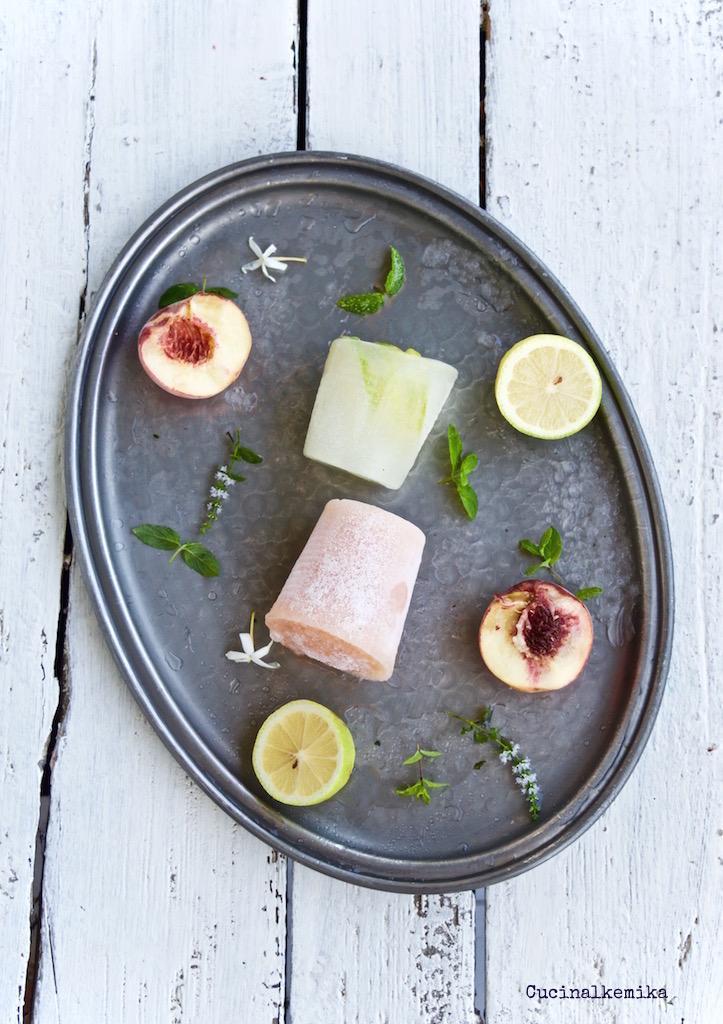 Cucinalkemika_granita di succo di frutta