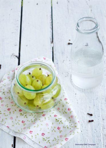 Cucinalkemika uva sotto spirito