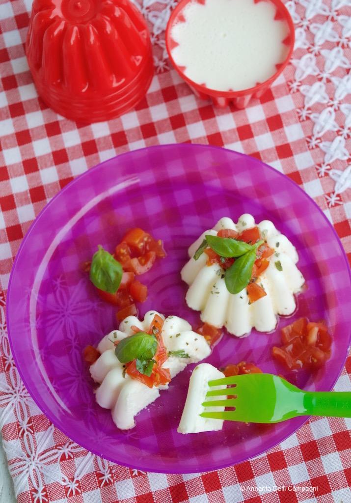 Cucinalkemika panna-cotta-mozzarella
